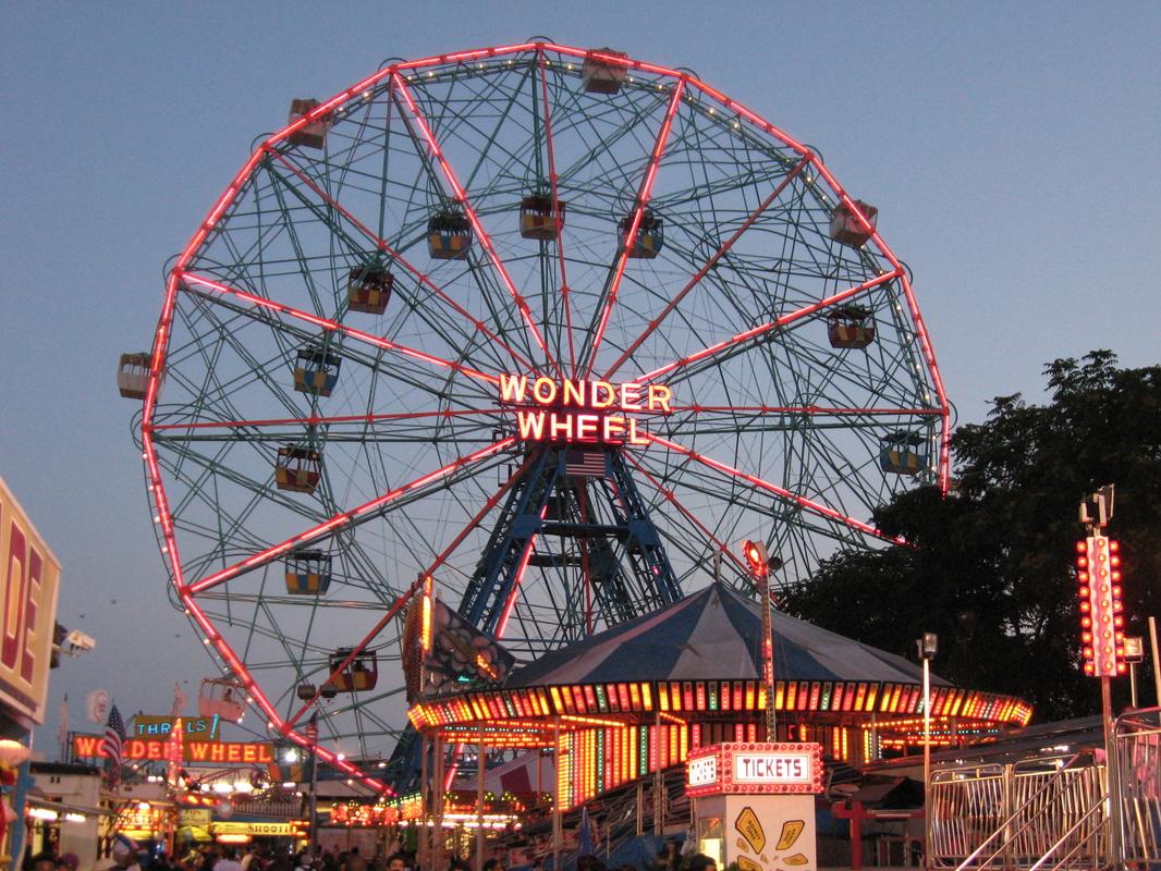 Wonder Wheel สนุกมาก