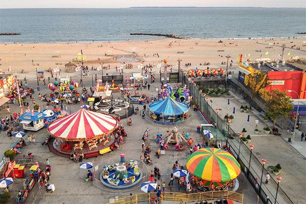 การเตรียมตัวก่อนไปเที่ยวที่ Coney Island