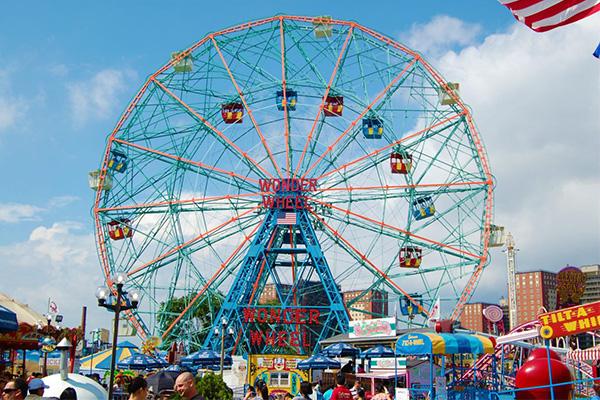 ประวัติความเป็นมาของ Luna Park in Coney Island