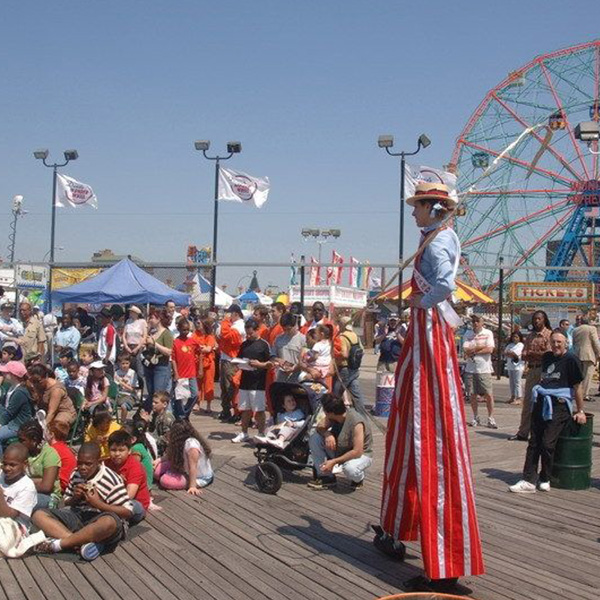 Coney Island Atmosphere